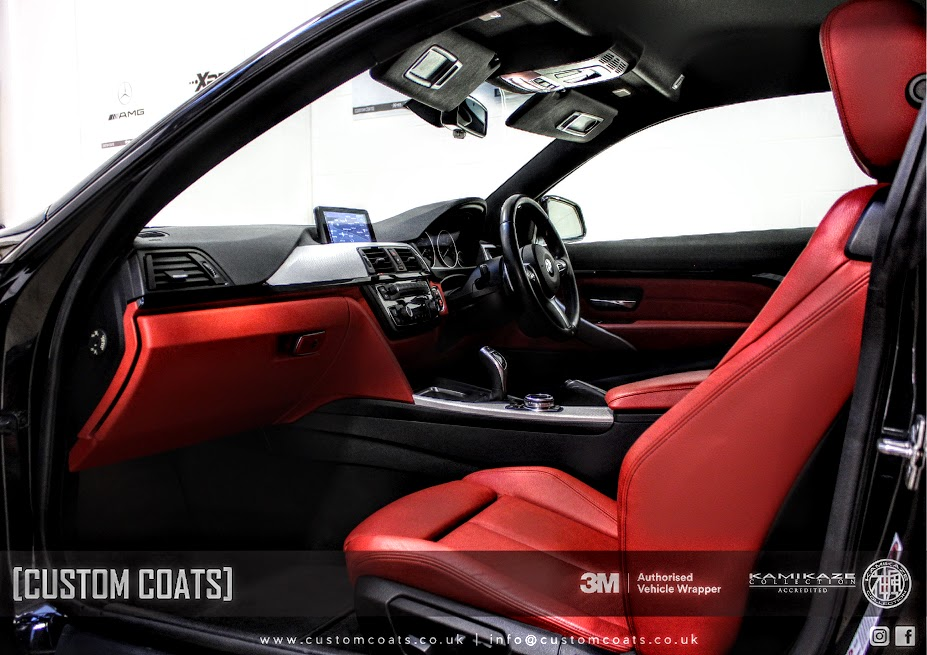detailing-bmw-custom-coats-vehicle-detailing-interior-colourblock-leather-protection