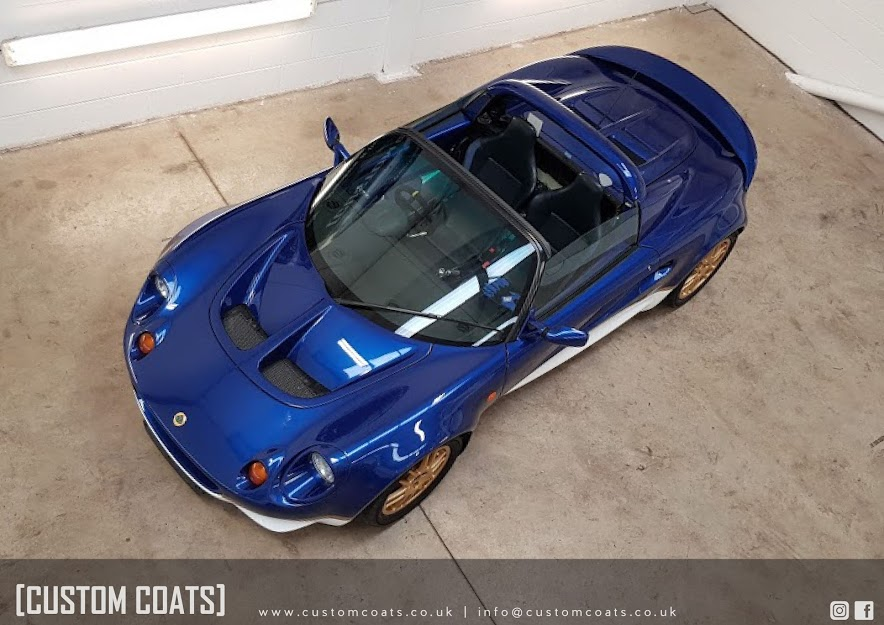 paint-protection-film-newcastle - lotus