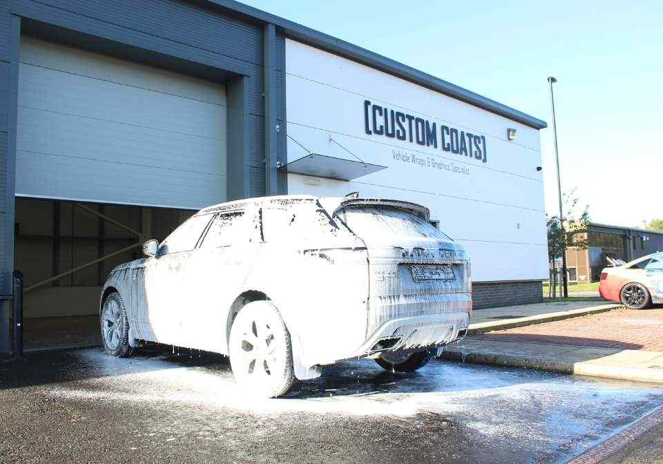 Range-Rover-Velar-Paint -Protection Film
